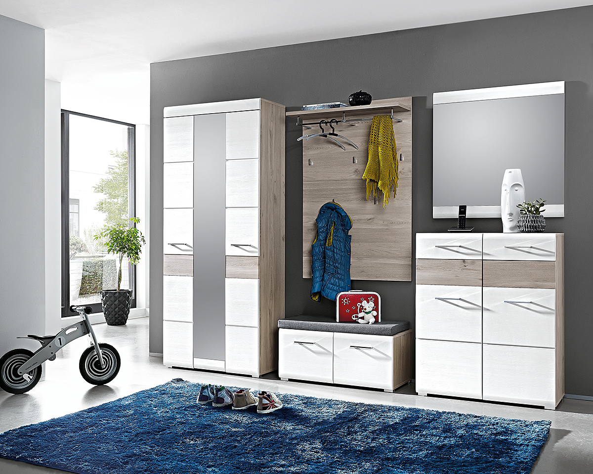 garderobe funny m bel wolf. Black Bedroom Furniture Sets. Home Design Ideas