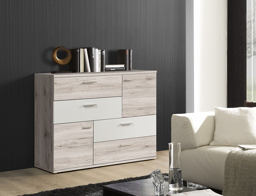 kommode skive m bel wolf. Black Bedroom Furniture Sets. Home Design Ideas