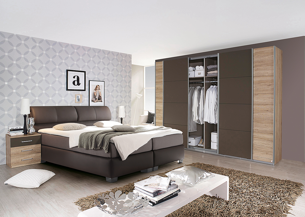 schlafzimmer syncrono m bel wolf. Black Bedroom Furniture Sets. Home Design Ideas